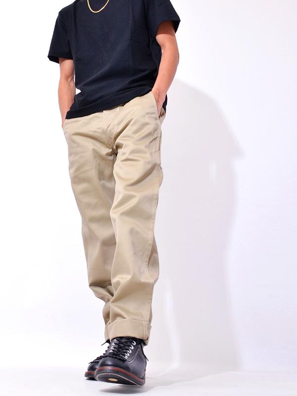 BUZZ RICKSON's Chino Pants BUZZ RICKSON'S Original Spec TOYO BR40025A