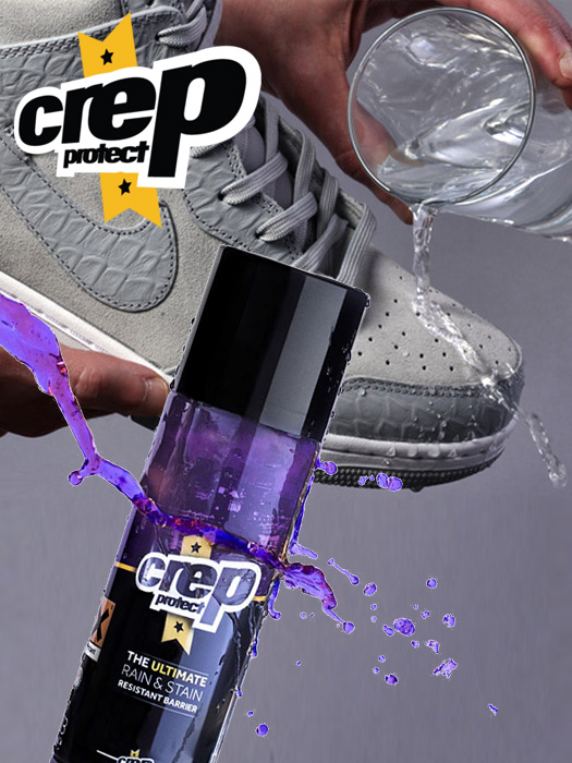 Waterproof spray shoes care water repellency 6065-29,040 for Crep Protect crepe protection waterproof spray shoes