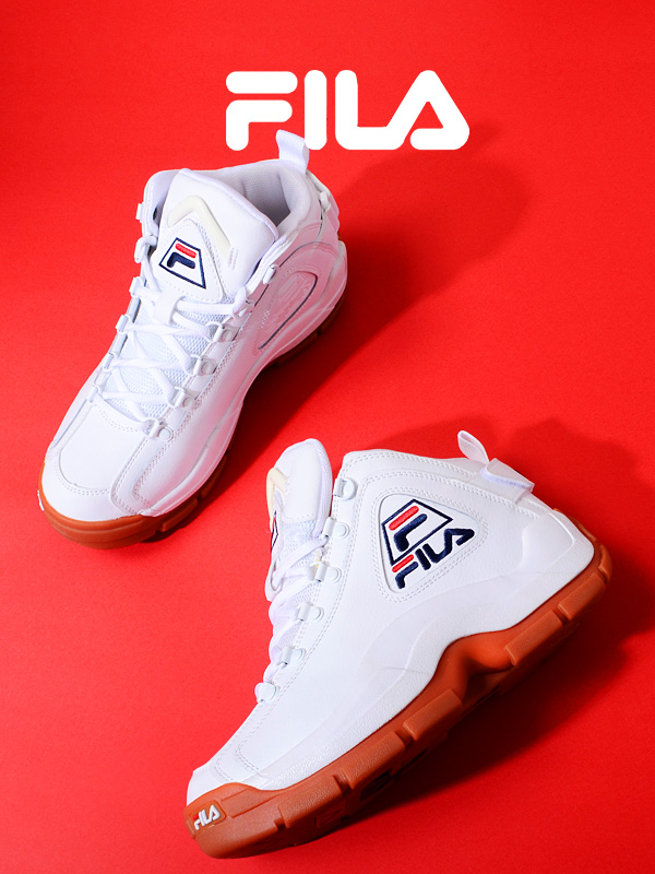 ca6acc93 FILA Fila sneakers Lady's men unisex white white fashion higher frequency  elimination 96 GL Grant Hill Grant Hill basketball shoes basketball shoes  ...