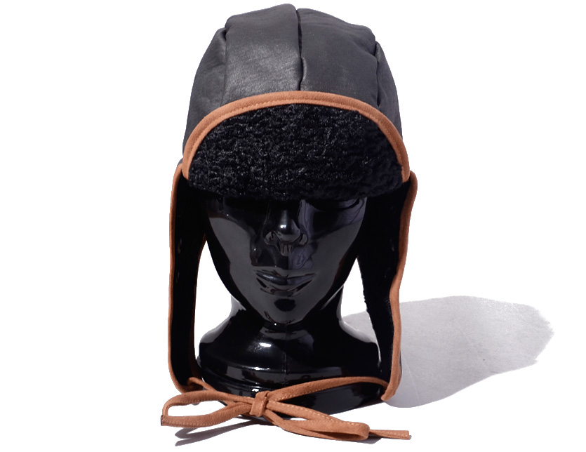 8fec109d55e Cold protection cap URBAN HUNTER TRAPPER CAP The Aviator field cap K4236ST  188-169