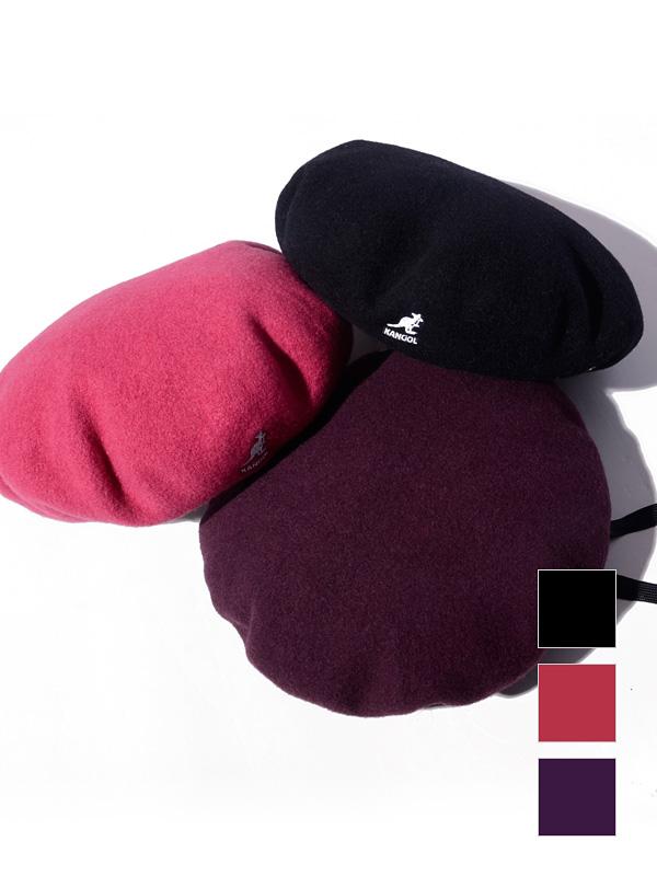 6f46e5d0d2947 It is a present giftwrapping in KANGOL perception goal beret hat wool  Lady s men unisex hunting cap SMU WOOL BIG MONTY BERET wool big Monty beret  big size ...
