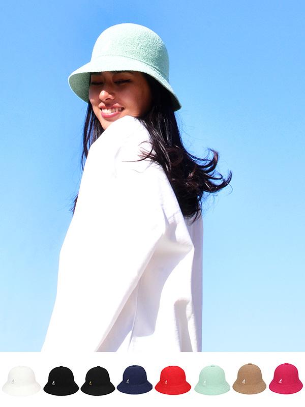 KANGOL カンゴール ハット 帽子 メンズ レディース ●送料無料 カンゴールの象徴的なハットとしてストリート界の頂点に君臨するベルハット。春夏はこのハットをヘビロテコーデに! KANGOL カンゴール 帽子 ハット メンズ レディース 大きいサイズ ユニセックス ブランド おしゃれ かわいい Bermuda Casual バミューダ カジュアル ベル型 ベルハット バケハ ストリート ダンス BE:FIRST BESTY 0397BC 195169015 ハロウィン ギフト プレゼント ラッピン