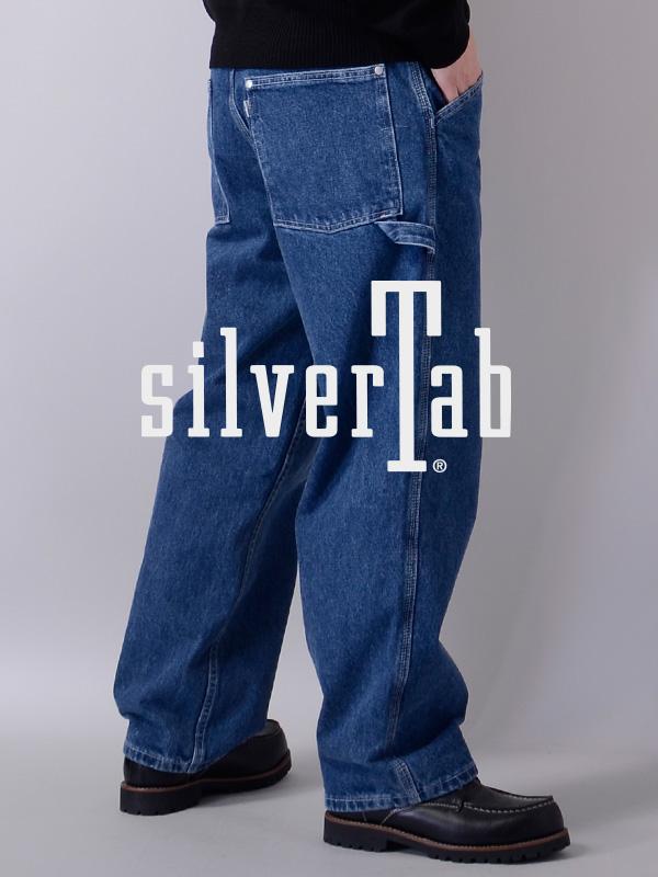 4a5547f4 LEVI'S LEVIS Levis silver tab Silver Tab jeans men denim carpenter  underwear painter underwear SANTA ROSA ...