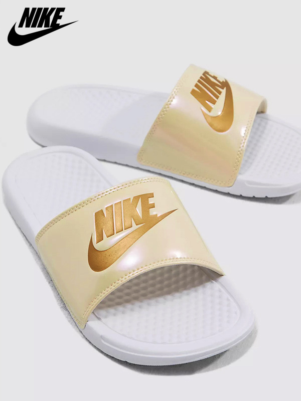 official photos 0a64f df952 NIKE Nike sandals Lady s shower fashion brand sports JUST DO IT WMNS BENASSI  JDI PRINT ベナッシ ...