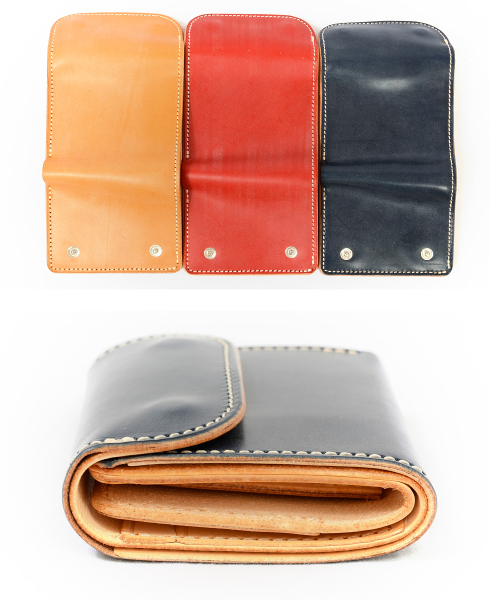 OPUS and Opus wallet mini short wallet leather leather UK bridle OCW-Efs3gm