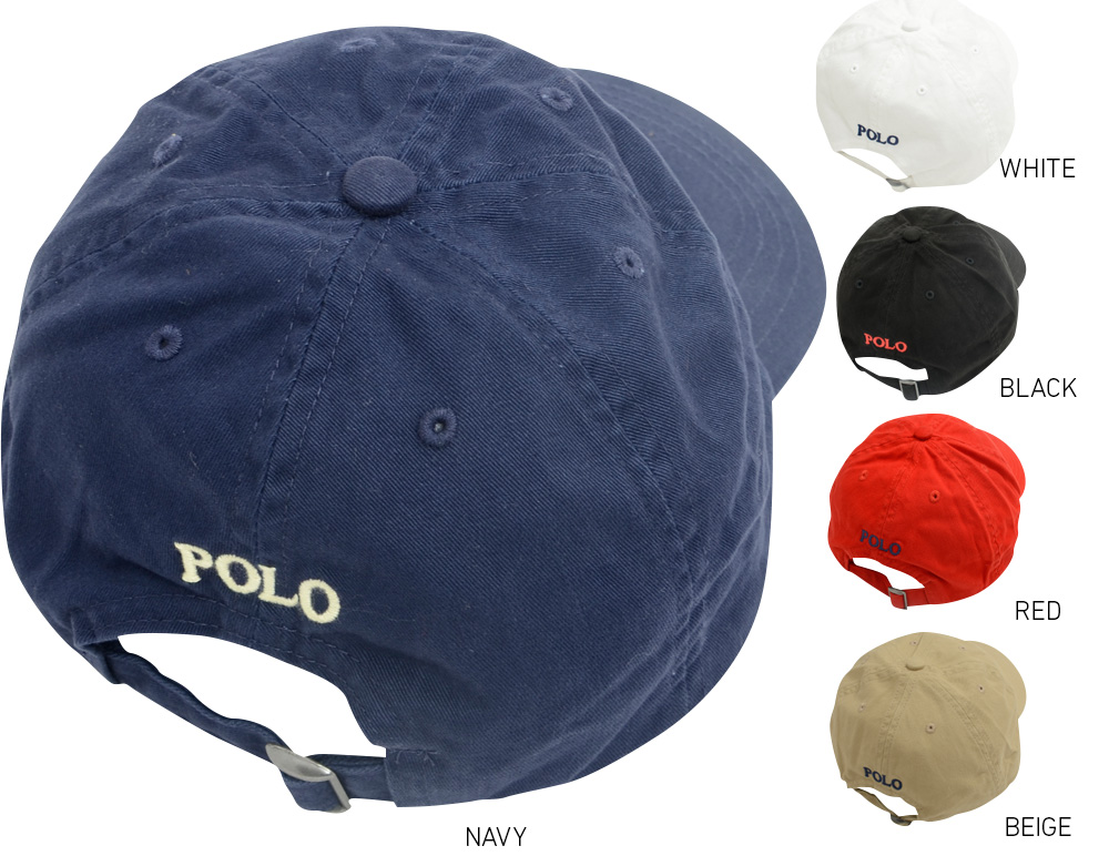 Polo Ralph Lauren cap low cap Lady s men unisex kids hat pony logo  embroidery POLO RALPH LAUREN CLASSIC SPORT 323552489 f492bde06130