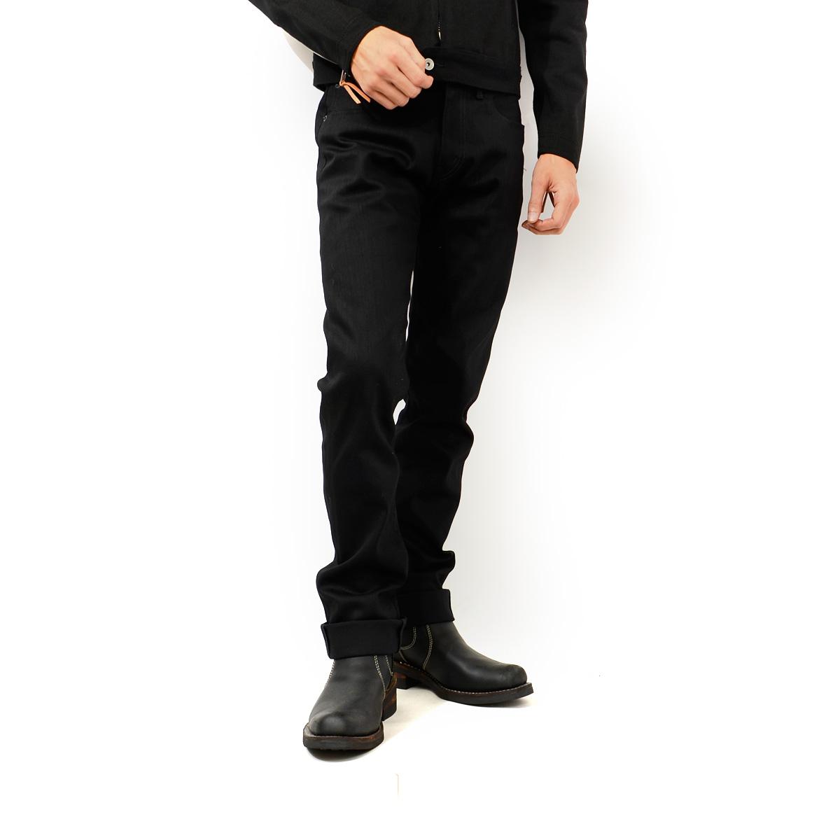 YOROI 鎧 ストレッチ ブラック ジーンズ パンツ 461-506 ジーンズ クリスマス プレゼント ラッピング
