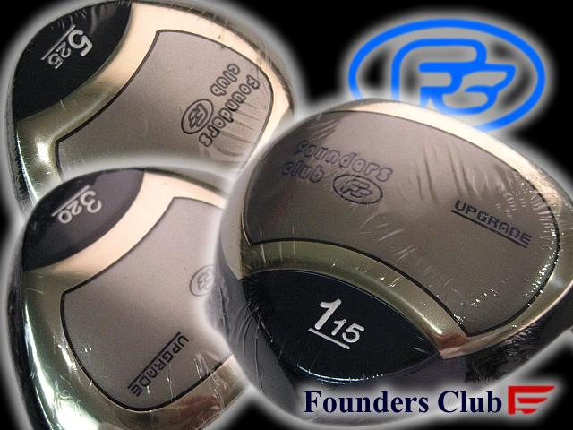 【送料無料】【Founders】ファウンダースレディース ドライバー・Fw3・Fw5(3本セット)右用