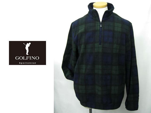 【送料無料】ゴルフィーノ メンズフリースジャケット 1720714【GOLFINO/海外一流メーカー】