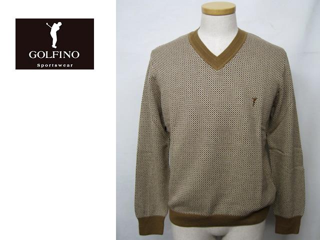 【送料無料】ゴルフィーノ メンズセーター 1710814【GOLFINO/海外一流メーカー】