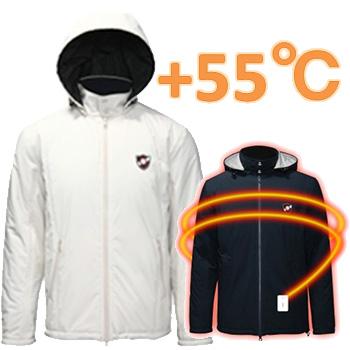 【体感温度 +35~+55℃】【7時間発熱】【MEGA Golf 冬の陽 Thinsulate Heating Jacket】 メガゴルフ 冬の陽 シンサレート ヒートジャケット 電気カーペットのような暖かさ 【メンズ】【HT-M401 Series】 【送料無料】【smtb-k】【kb】 02P05Nov16