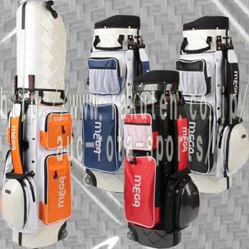 【送料無料】【MEGA GOLF Neo Hard Case Cart Bag】 メガゴルフ社 軽量 ネオ ハードケース キャディバッグ キャスター付き クラブを保護しよう【46インチ対応】【MGCB-9039】【smtb-k】【kb】 02P05Nov16