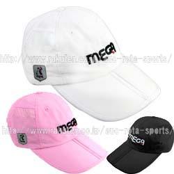 訳あり商品 引出物 通常在庫商品 レディース MEGA GOLF CAP Series メガゴルフ MG-200 キャップ