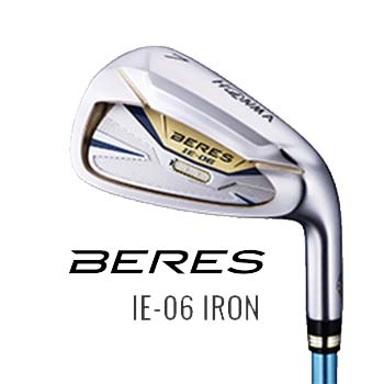 【7本 8本 対応可】【HONMA GOLF BERES IE-06 Iron Set】 本間ゴルフ べレス IE-06 アイアンセット ARMRQ X シャフト装着 ★★ 【日本正規品】【送料無料】【smtb-k】【kb】