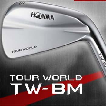 【7本対応可】【HONMA GOLF TW BM Iron Set VIZARD IB95 Shaft】 本間ゴルフ TW BM アイアンセット 6本 ヴィザード IB95 カーボンシャフト装着 【日本正規品】【送料無料】【smtb-k】【kb】