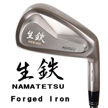Handmade iron wrought iron forged iron set 5 this NS PRO 950GH / DG-S200 steel shaft mounted