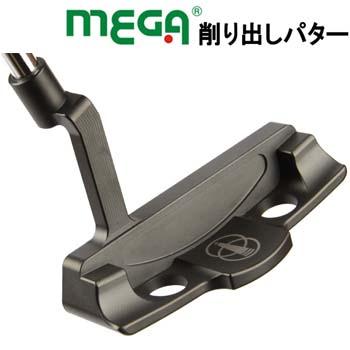 【新品 未使用 わけあり】【削り出し】【MEGA GOLF Soft Iron CNC MILLD Putter】 メガゴルフ 軟鉄 CNC ミルドパター【ピン型】【送料無料】【smtb-k】【kb】