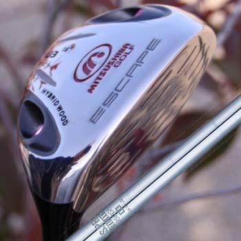N.S.PRO 850GH シャフト装着の処分価格 UT みつしば 在庫限り処分価格 MITSUSHIBA 直送商品 GOLF NS UTILITY セール特価品 ユーティリティー PRO ミツシバゴルフ スチールシャフト装着 Shaft