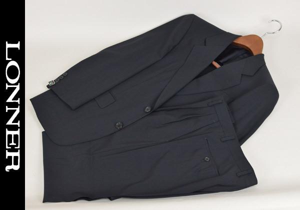 【あす楽】【送料無料】ロンナー/夏スーツ シングル2釦 A3 日本製 0381-11