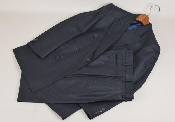【あす楽】【送料無料】リチャードジェイムス/秋冬スーツ ダブル6釦 A5 日本製 93813-2