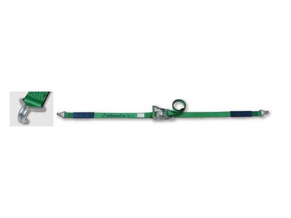 R5N17 オールセーフ ナローフックラッシングベルト(固定:1m 調整:7m)