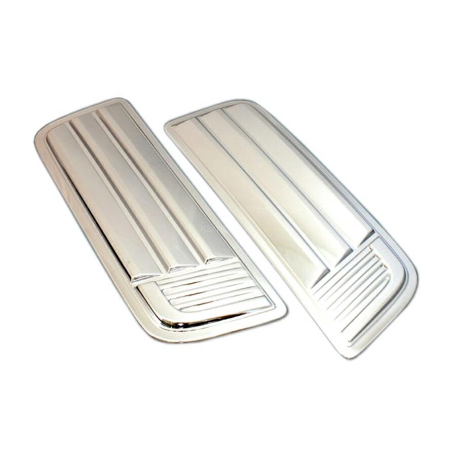 三菱ふそうベストワンファイター ベッド窓ガーニッシュ(標準・ワイド共用)