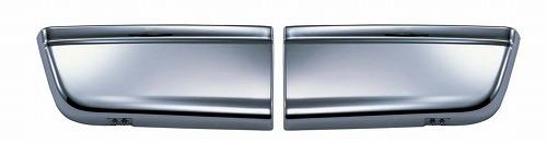 JET 572308 メッキステップスカート いすゞ2t超低PMエルフ標準/ワイド用(L&Rセット)