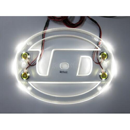 UDトラックス フレンズクオン/フレンズコンドル LEDオーロラマーク ホワイト