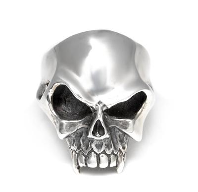 【ロイヤルオーダー リング】ROCKN ROYAL Vampire Skull 【ROYAL ORDER】