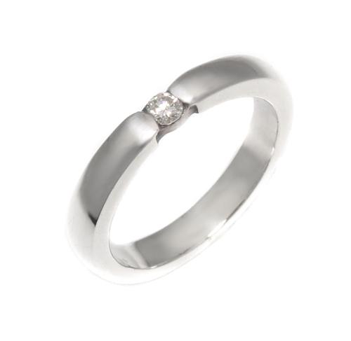 ロイヤルオーダー【公式】【リング】HALO RING w 1 DIAMOND 【ROYAL ORDER】