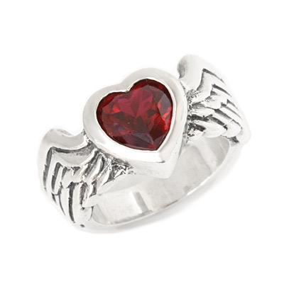 ロイヤルオーダー【公式】【リング】winged heart【ROYAL ORDER】