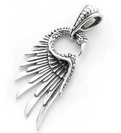 ロイヤルオーダー【公式】【ペンダント】 Wing w/Talon 【ROYAL ORDER】