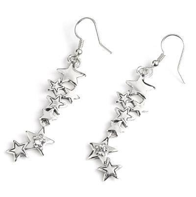 ロイヤルオーダー【公式】【イヤリング/ピアス】Starshine Constellation w CZ(1個単位)【ロイヤルオーダーイヤリングピアス】