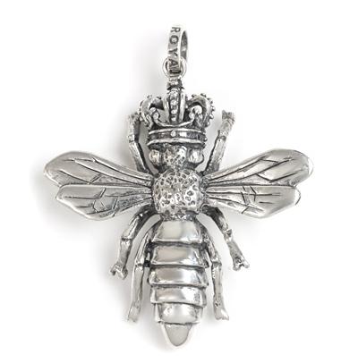 ロイヤルオーダー【公式】【ペンダント】Large Queen Bee 【ROYAL ORDER】
