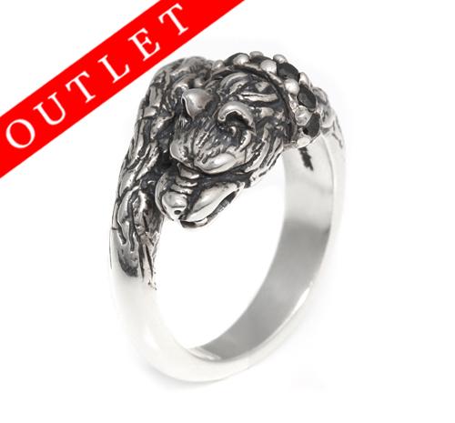 ロイヤルオーダー【公式】【リング】Shewolf 【ROYAL ORDER】