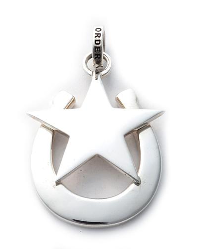 ロイヤルオーダー【公式】【ペンダント】LUCKY STAR 【ROYAL ORDER】
