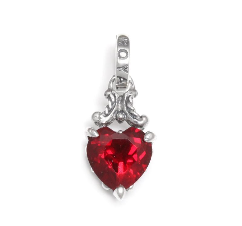 ロイヤルオーダー【公式】【ペンダント】AMELIA HEART 【ROYAL ORDER】