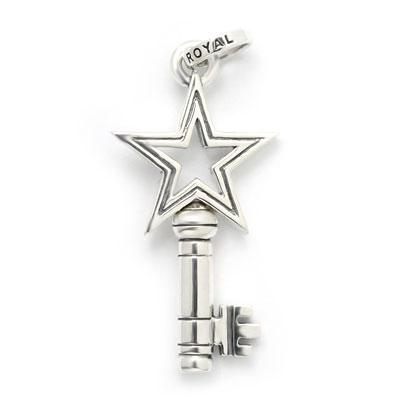 ロイヤルオーダー【公式】【ペンダント】LONE STAR KEY  【ROYAL ORDER】