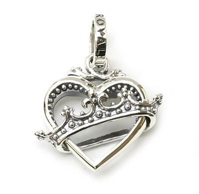 ロイヤルオーダー【公式】【ペンダント】EMPTY HEART 【ROYAL ORDER】