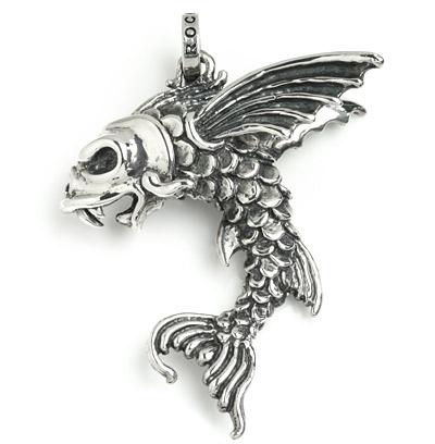 ロイヤルオーダー【公式】【ペンダント】DRAGON FISH 【ROYAL ORDER】
