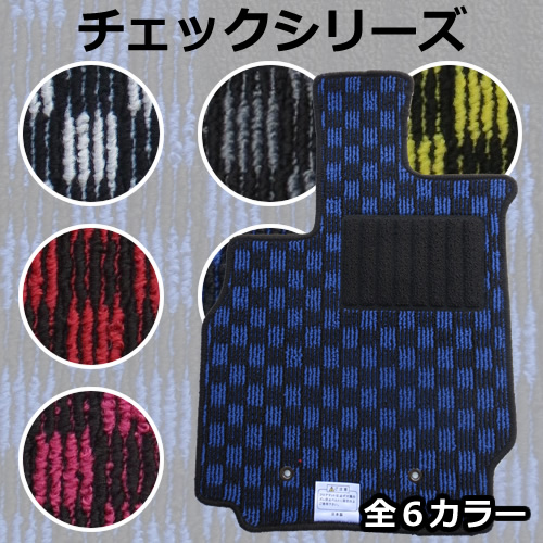 RUBBER DRIVERS FLOOR CAR MAT TAILORED SUZUKI JIMNY 1998 on