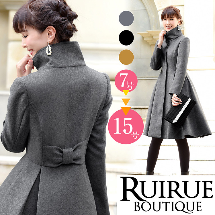 30代女性に似合うコート、2018年の秋にオシャレなデザインは?