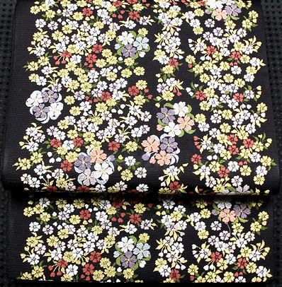【送料無料】山下織物謹製★西陣織袋帯★正絹★西行法師 F3114【新品】
