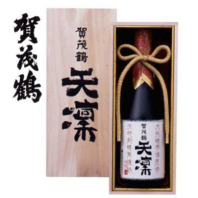 (送料無料)広島県  賀茂鶴 天凛 (てんりん)大吟醸雫酒 720ml 1本桐箱入(メーカー直送)