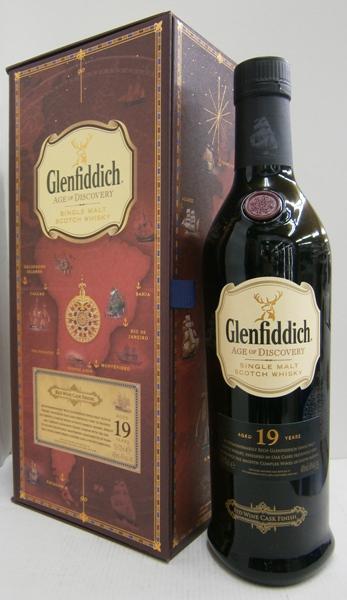 グレンフィディック19年ディスカバリ レッドワインF 40%700ml GLENFIDDICH AGE OF DISCOVERY RED WINE CASK FINISH