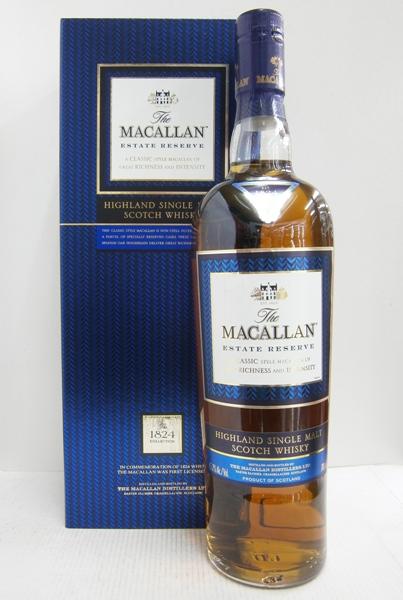 マッカラン エステートリザーブ 並行 45.7% 700ml シングルモルトスコッチウイスキー