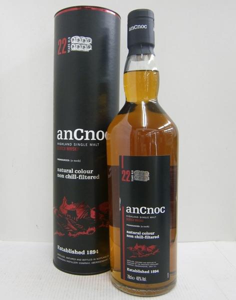 アンノック 22年 46% 700ml AN CNOC 22Y