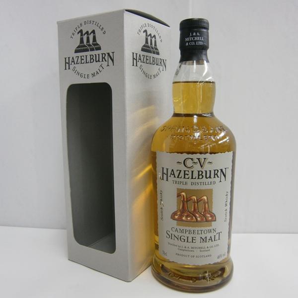 ヘーゼルバーン CV 正規 46% 700ml シングルモルトスコッチウイスキー