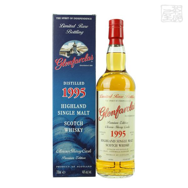 グレンファークラス プレミアムエディション 1995/2018 並行 46% 700ml シングルモルトスコッチウイスキー