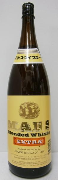 本坊酒造 マルスエクストラ 37% 1800ml*6本
